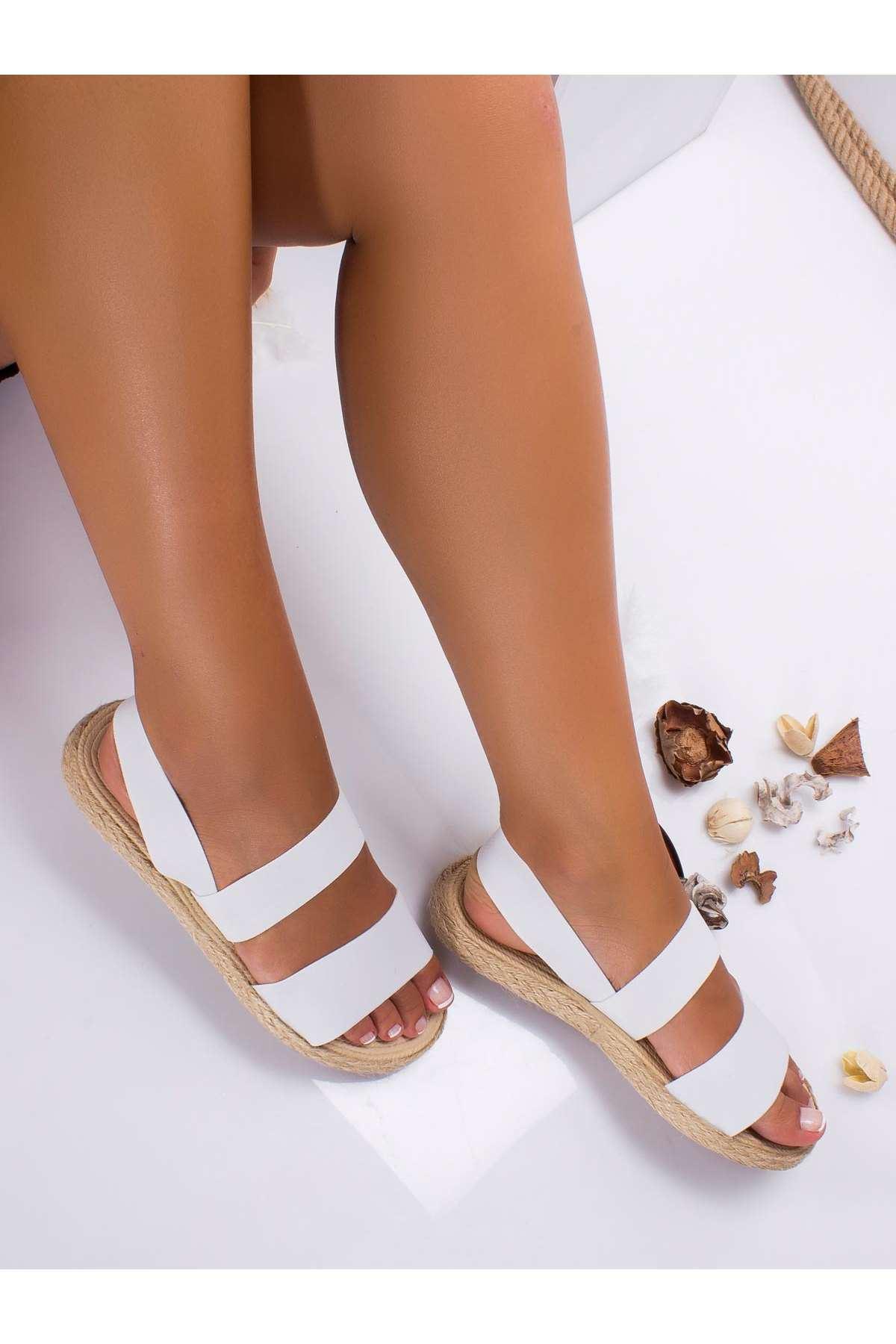 Asta Sandalet BEYAZ