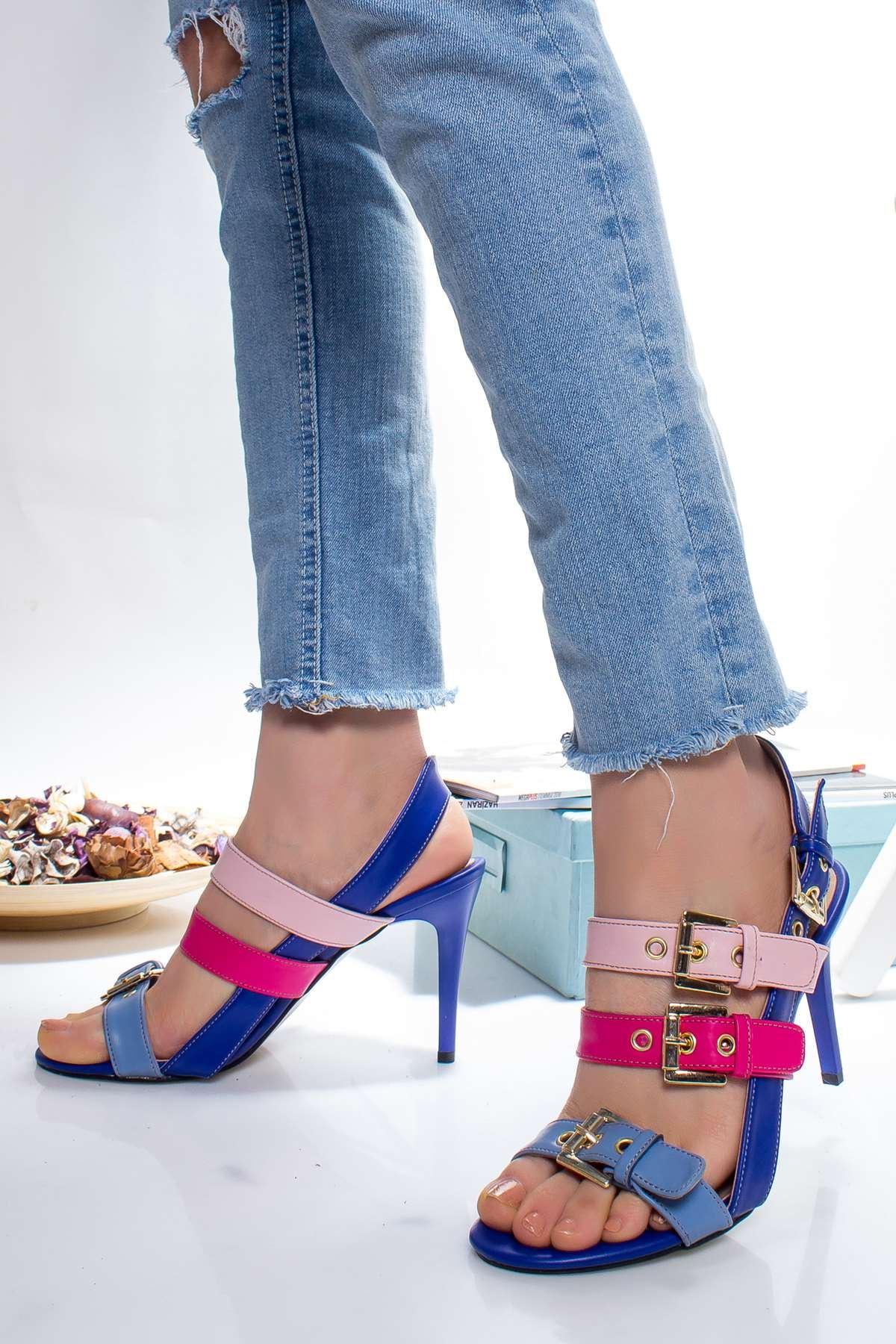 Amata Topuklu Ayakkabı MİX