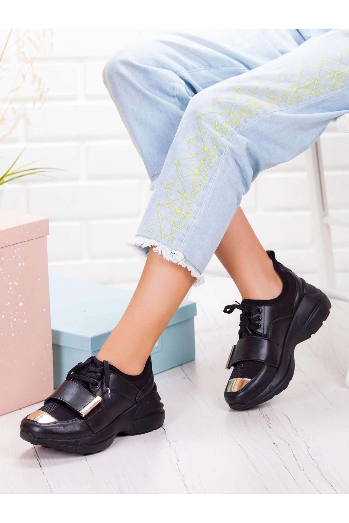 Dalia Spor Ayakkabı SIYAH