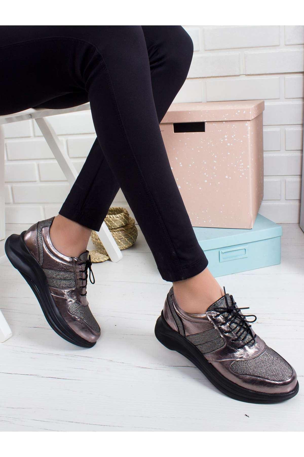 Sanita Spor Ayakkabı PLATİN