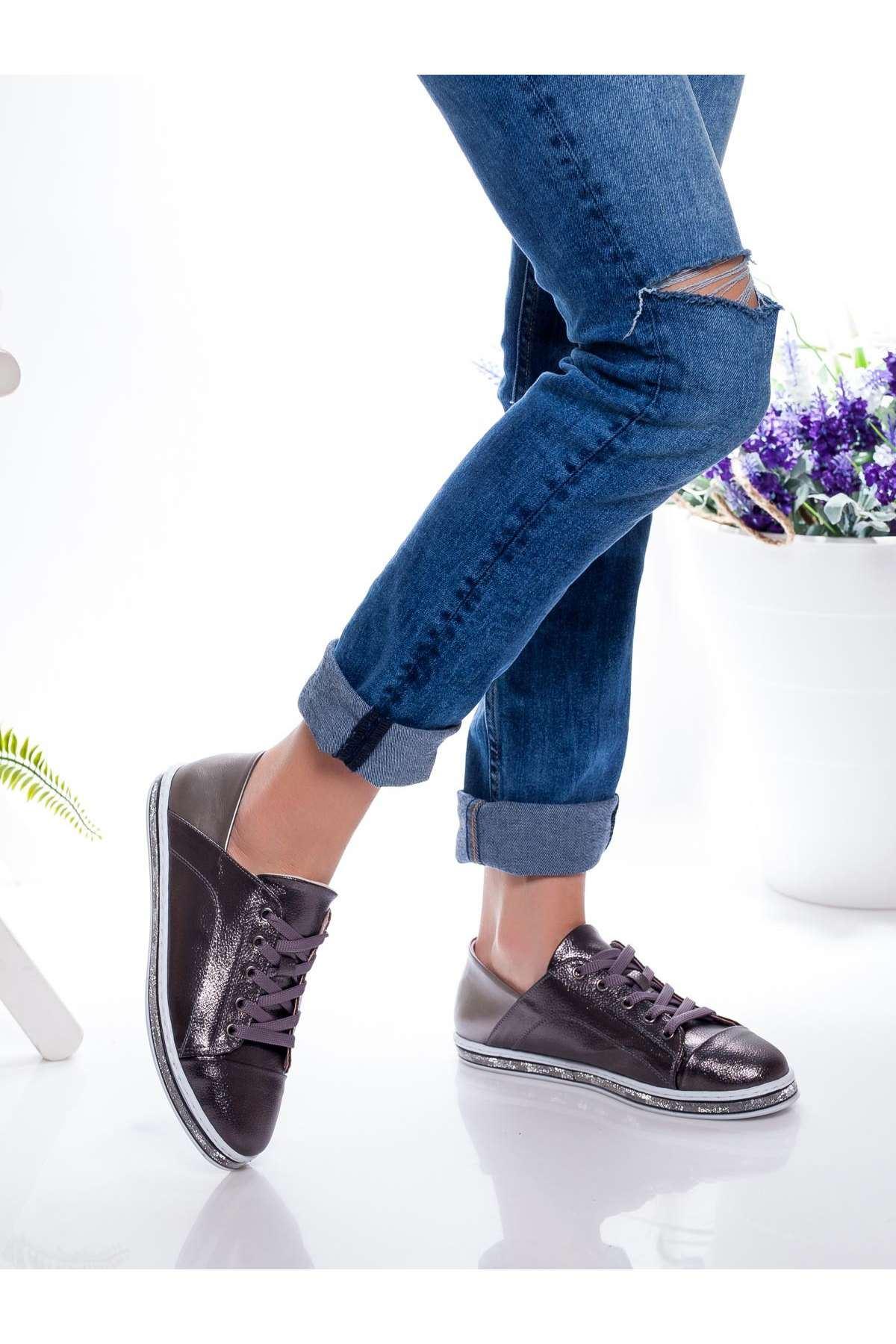Tekia Spor Ayakkabı PLATİN 2