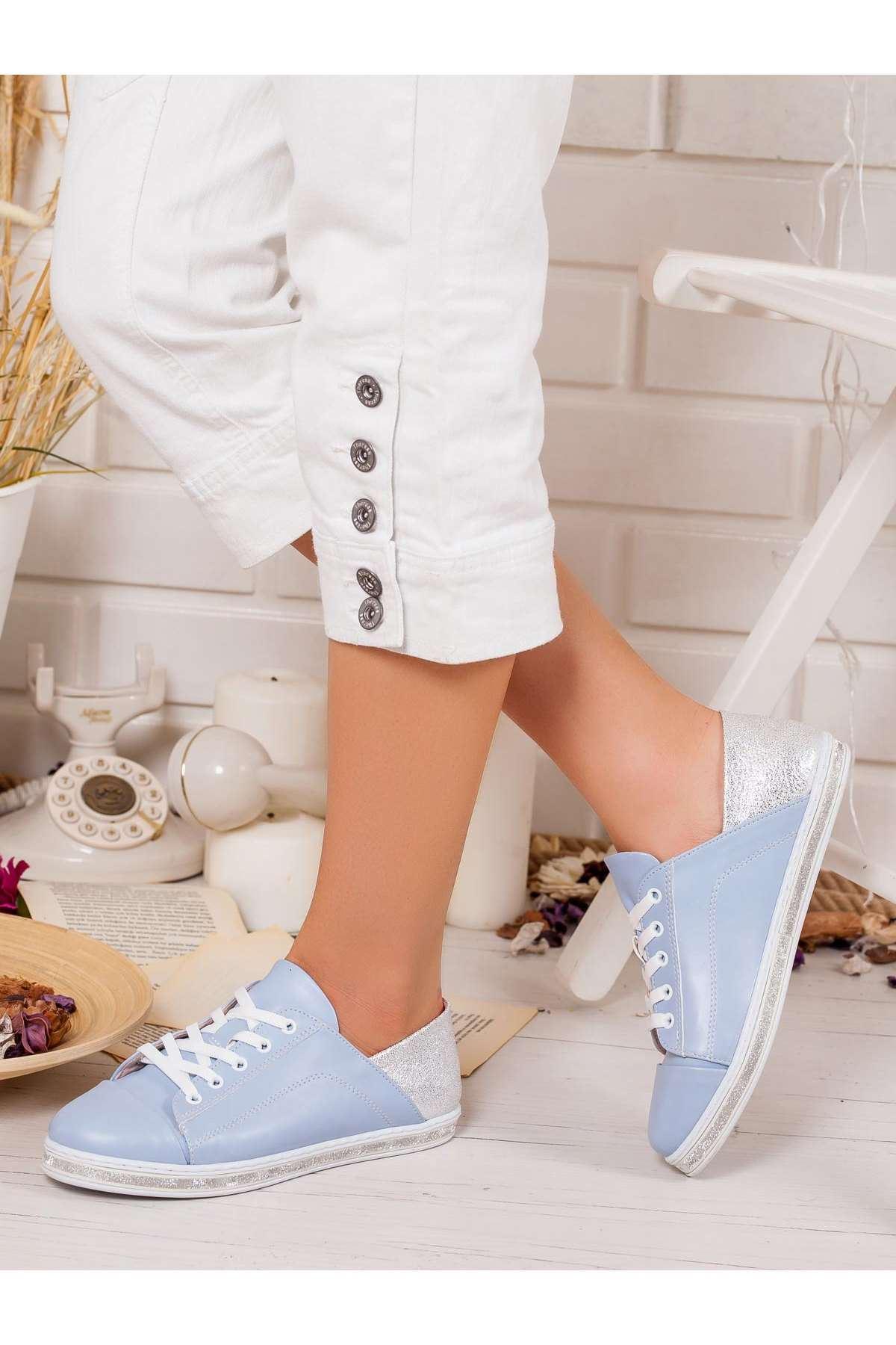 Tekia Spor Ayakkabı BEBE MAVİSİ