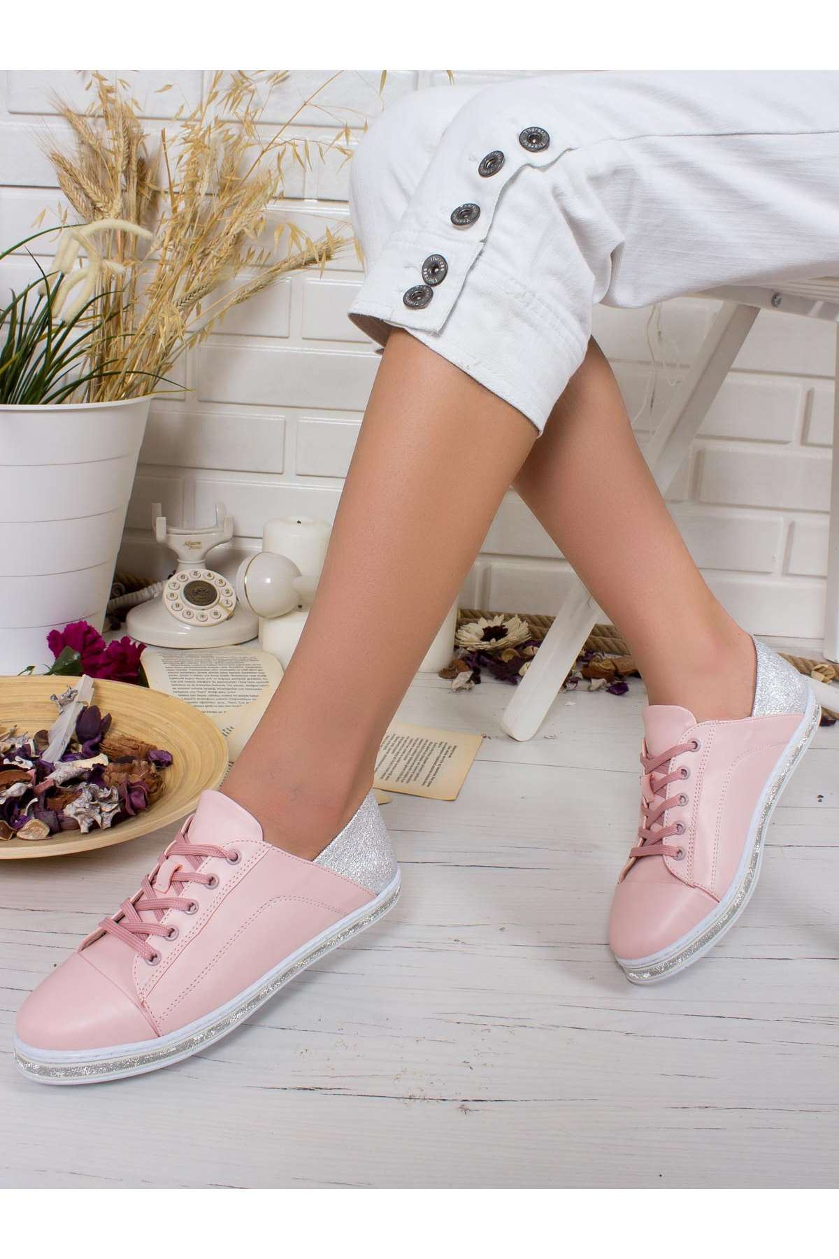 Tekia Spor Ayakkabı PUDRA