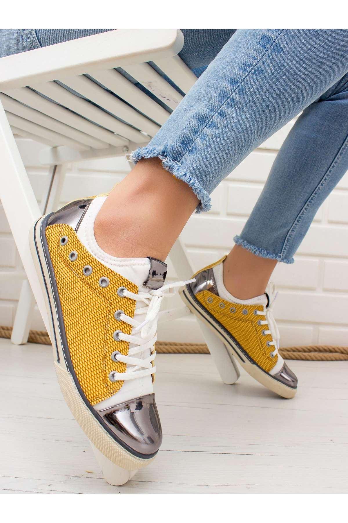 Nanni Spor Ayakkabı SARI