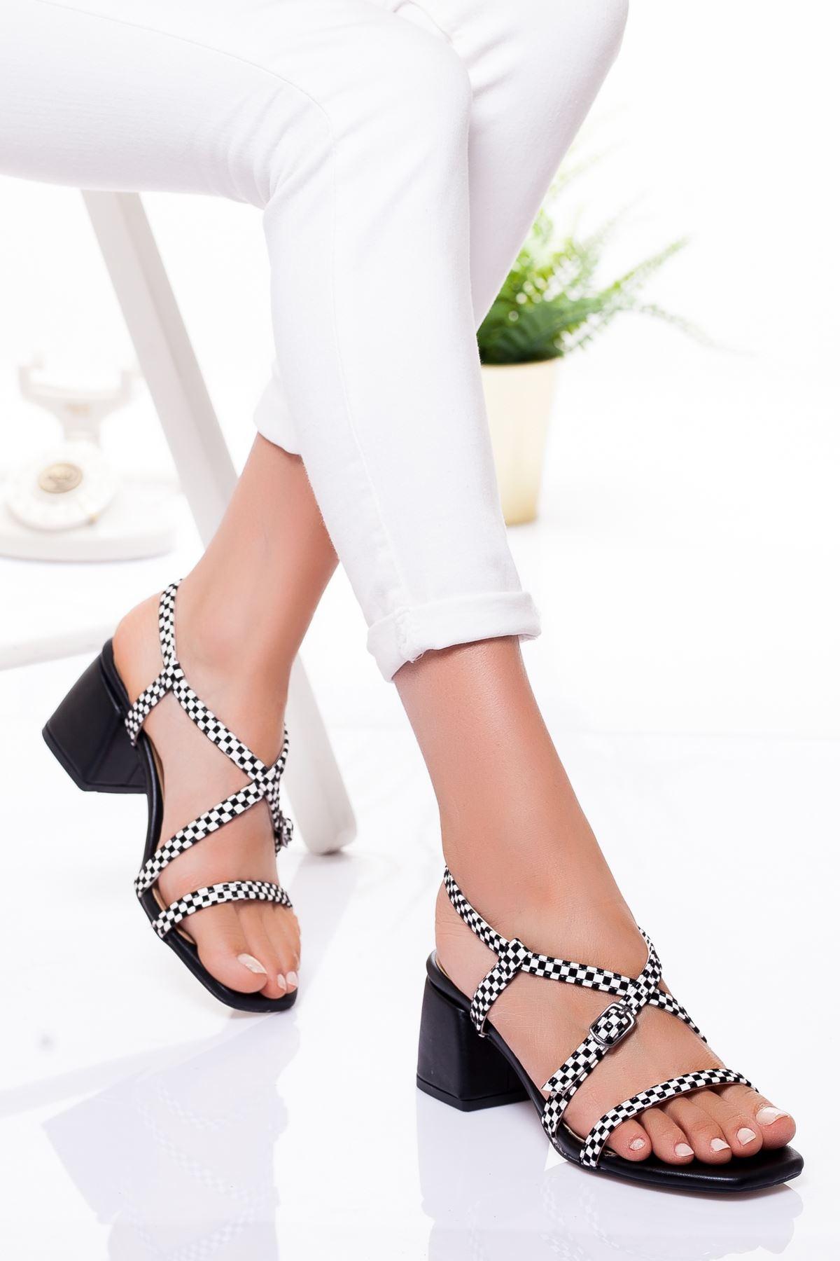 Calisto Topuklu Ayakkabı SIYAH