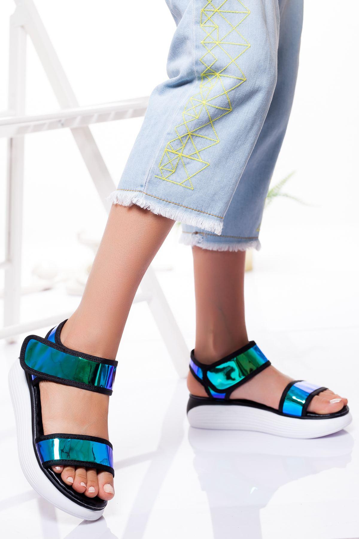 Calida Sandalet MAVİ