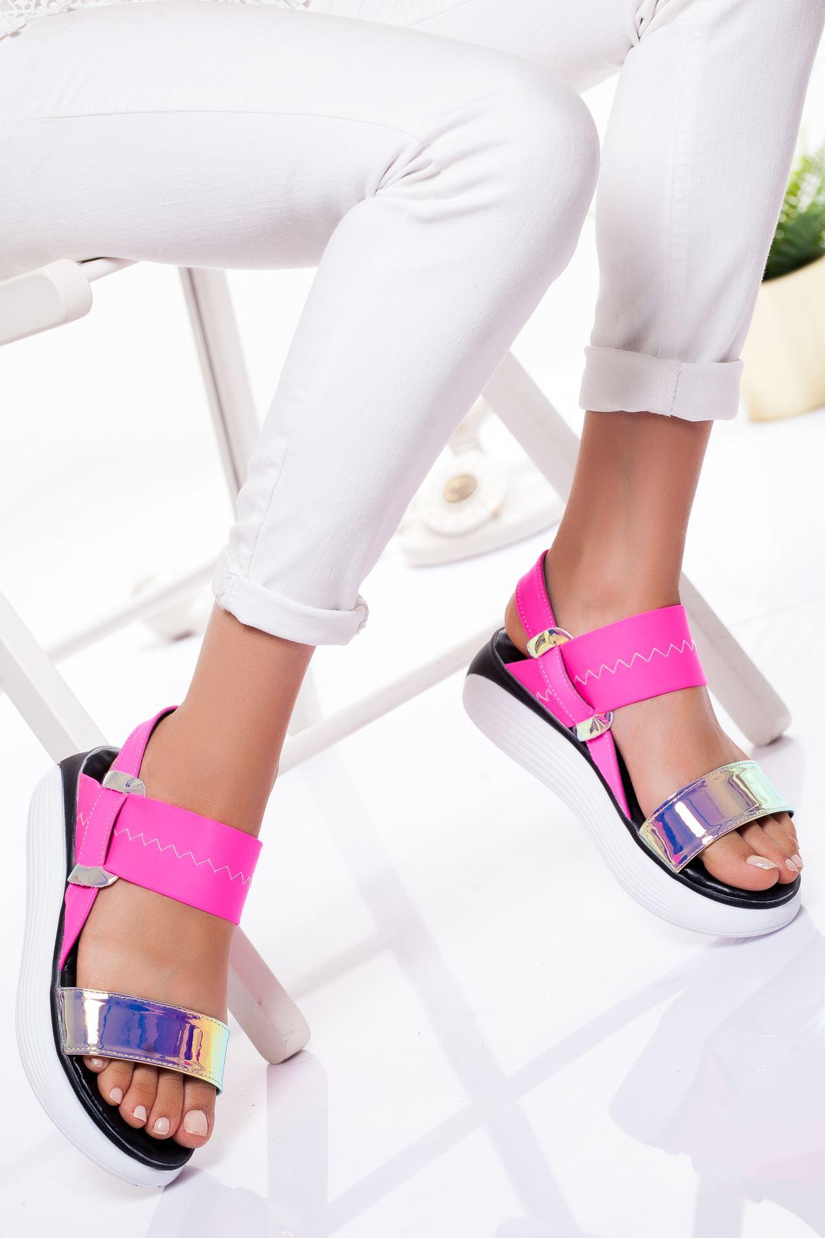 Brisa Sandalet PEMBE