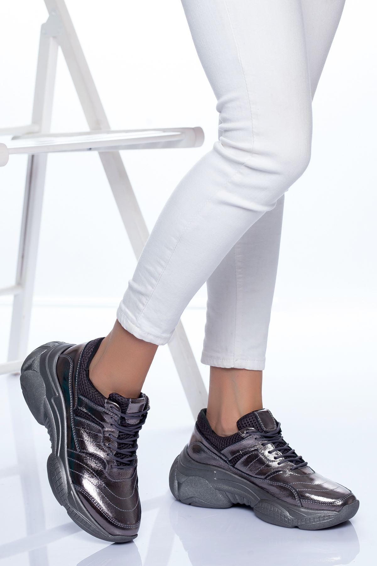 Reyna Spor Ayakkabı PLATİN