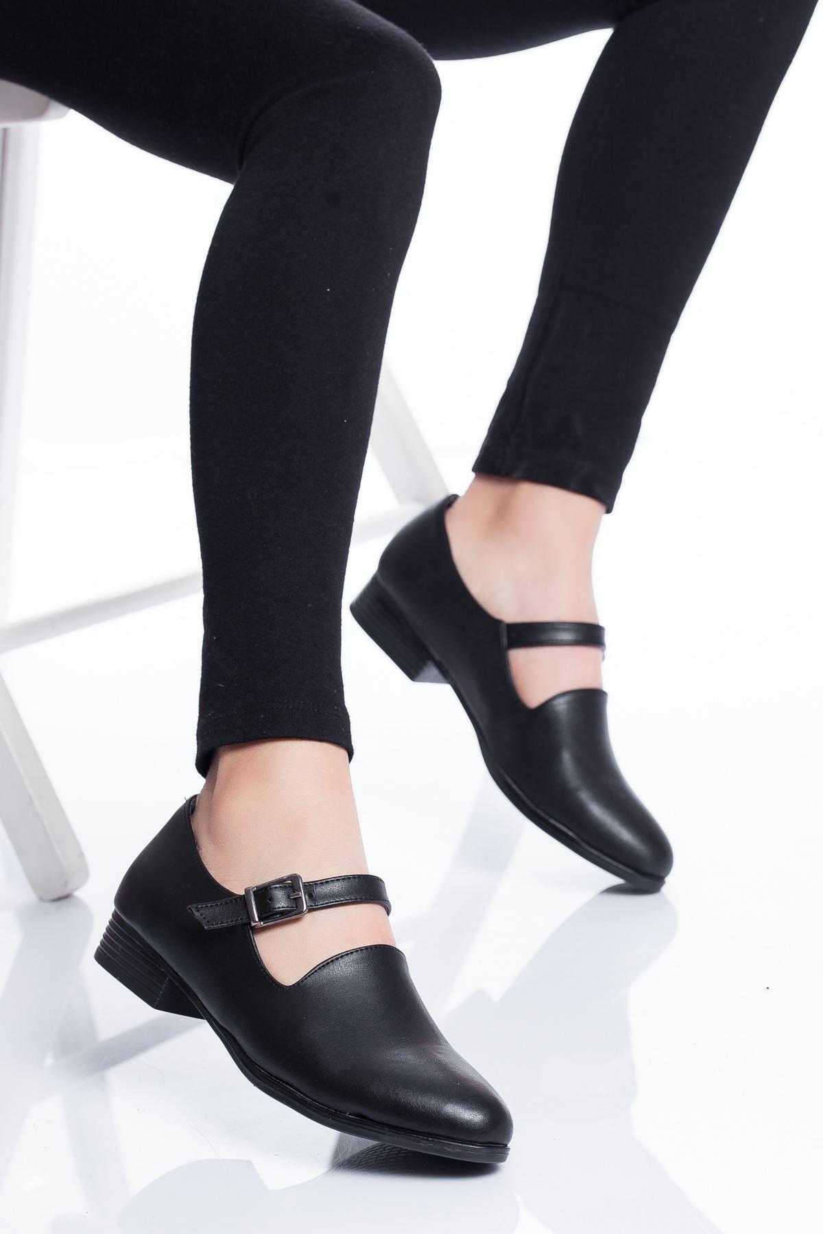 Jaden Babet Ayakkabı SIYAH