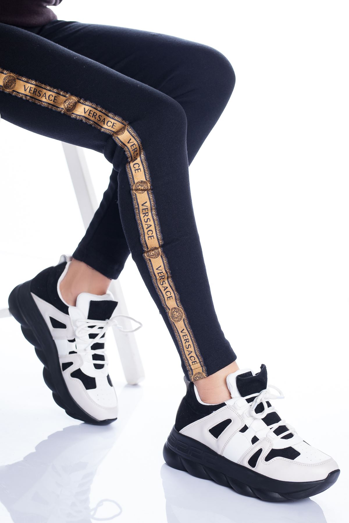 Galina Spor Ayakkabı SIYAH