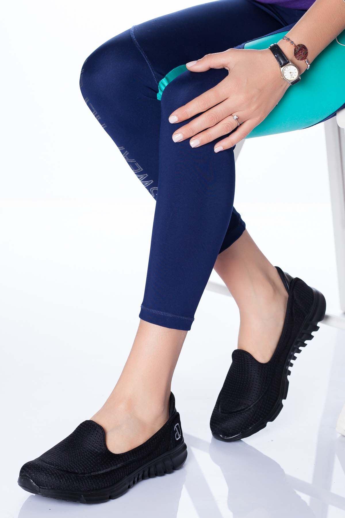 Dory Spor Ayakkabı SIYAH