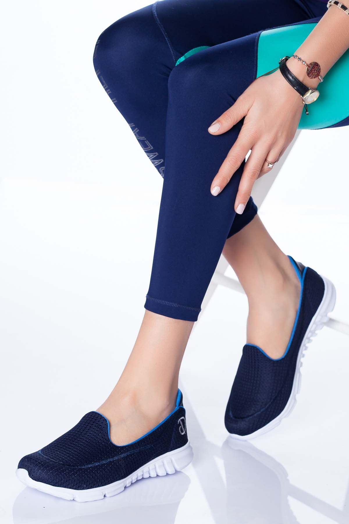 Dory Spor Ayakkabı MAVİ