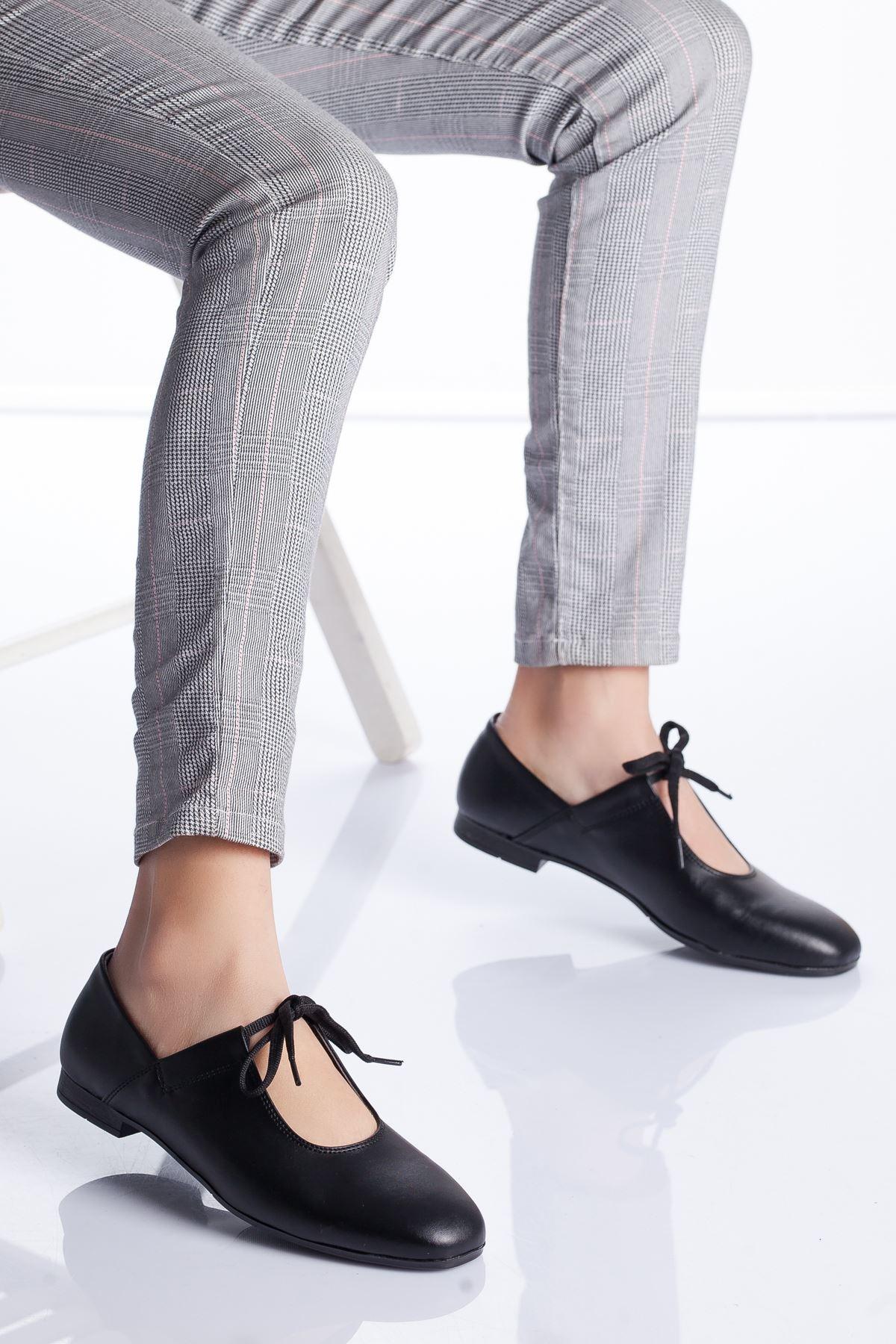 Loya Babet Ayakkabı SIYAH