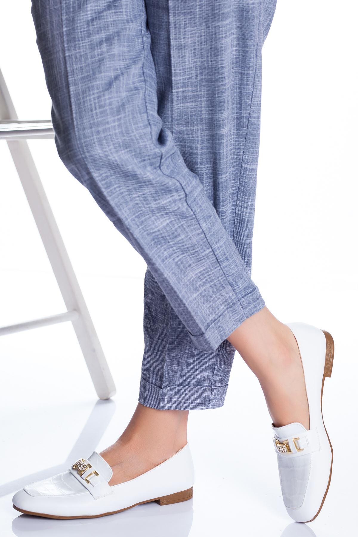 Taylor Babet Ayakkabı BEYAZ