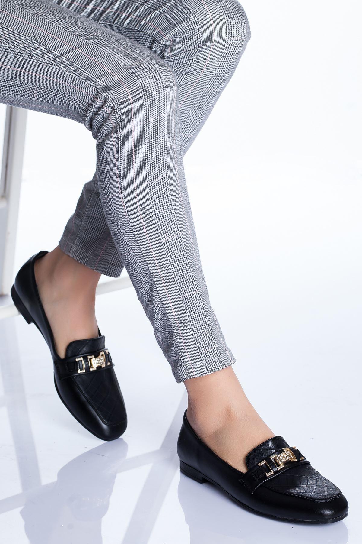 Taylor Babet Ayakkabı SIYAH