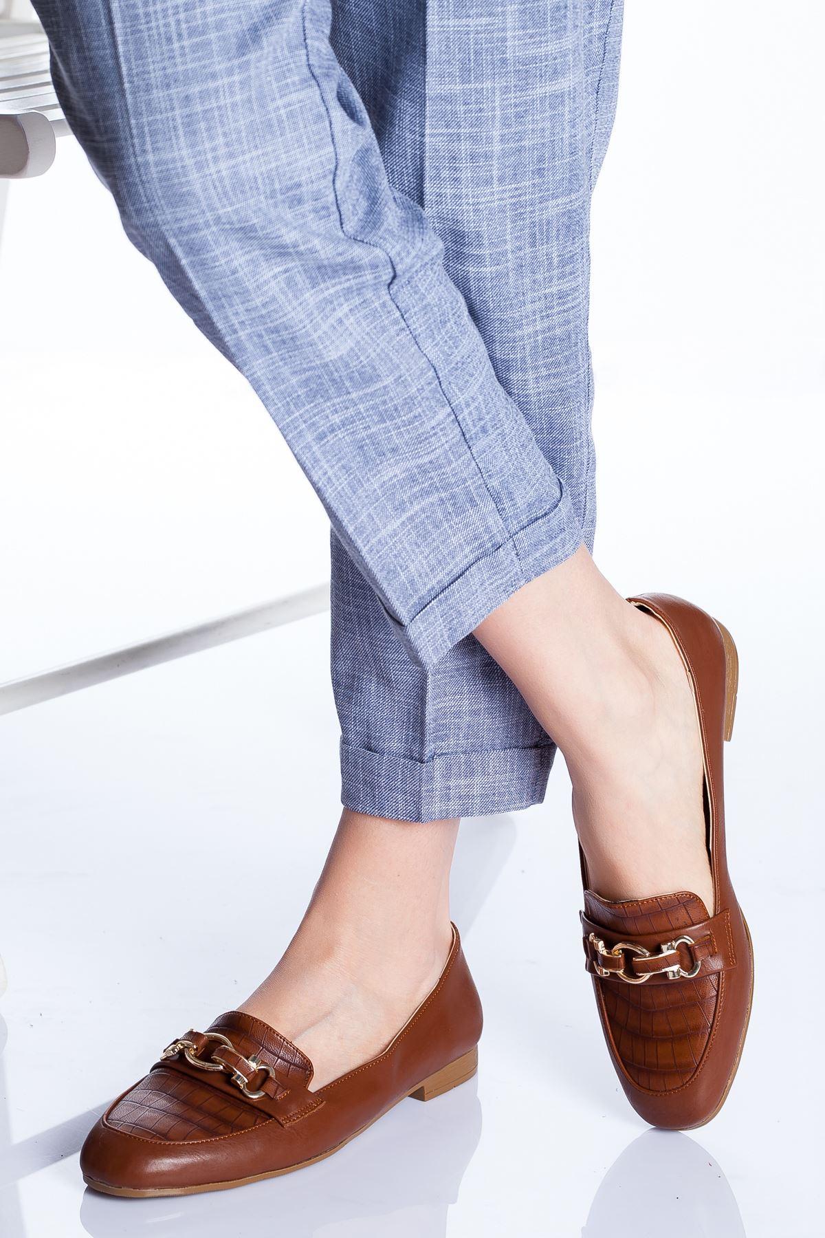 Jason Babet Ayakkabı TABA