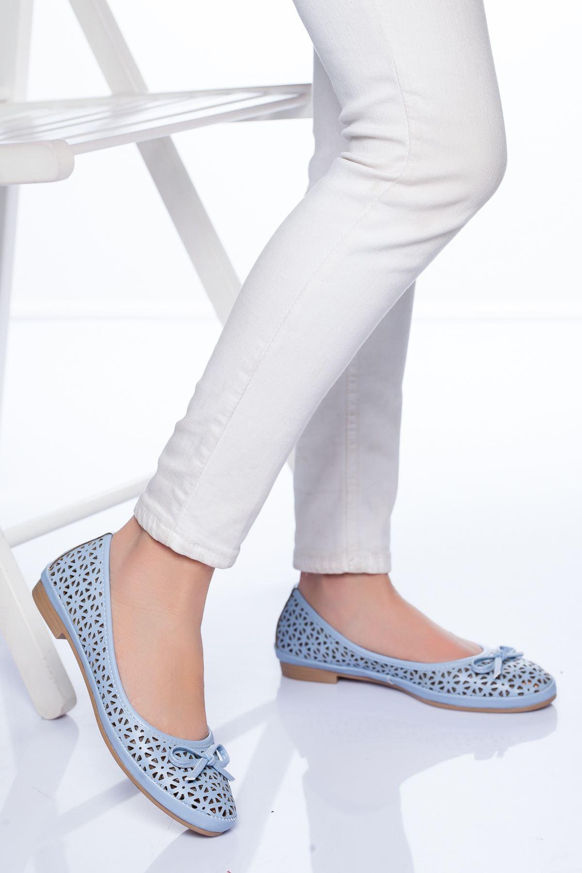 Riki Babet Ayakkabı MAVİ