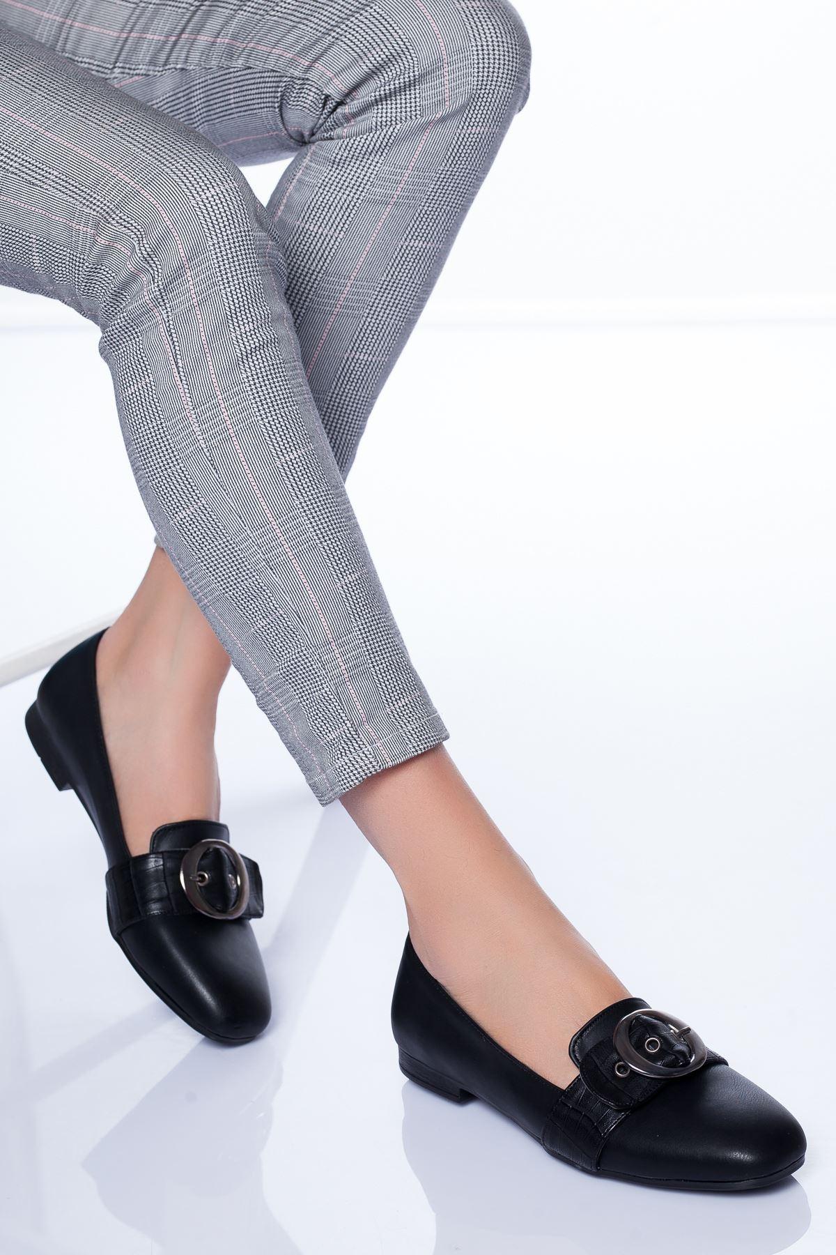 Liam Babet Ayakkabı SIYAH
