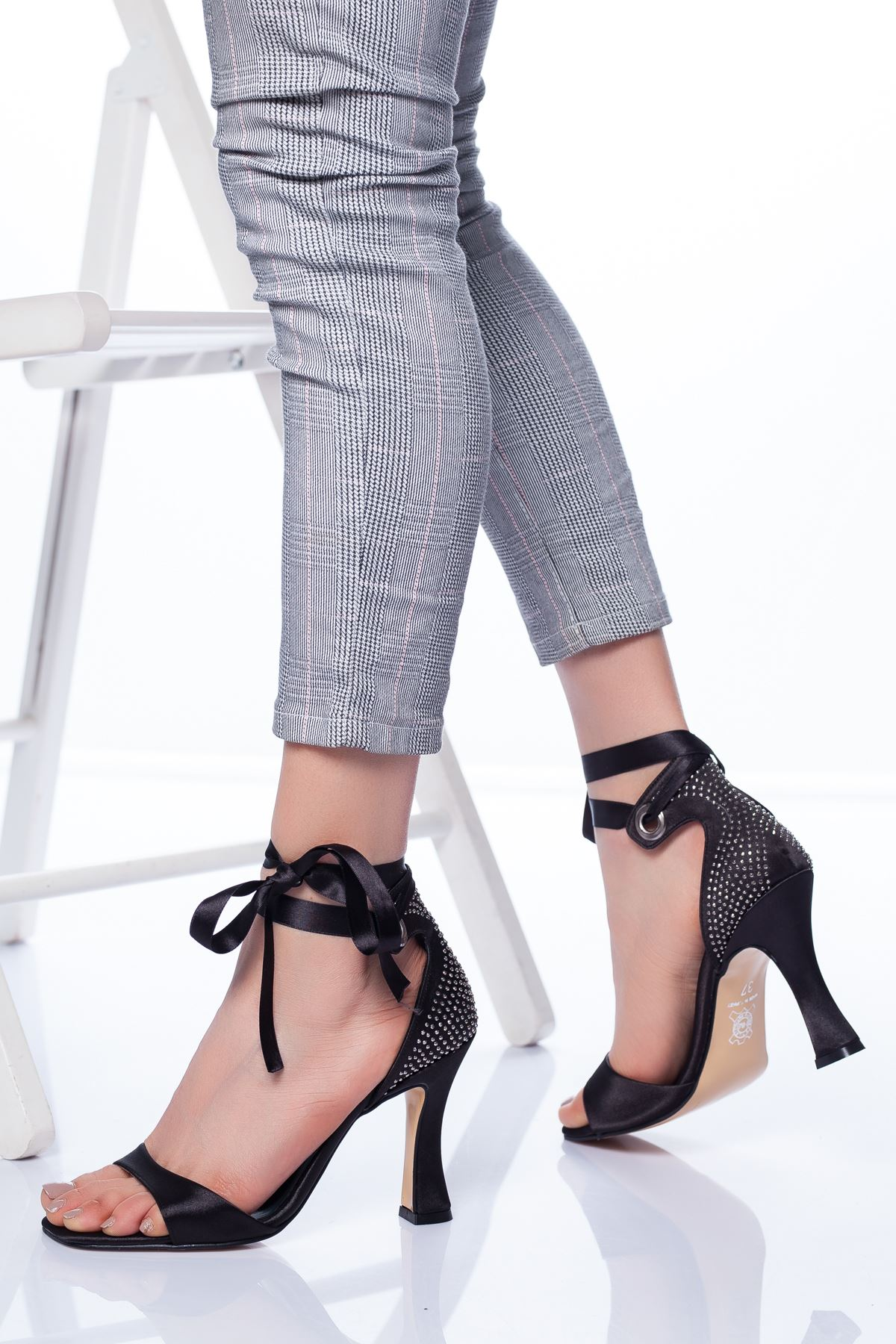 Sonya Topuklu Ayakkabı SIYAH