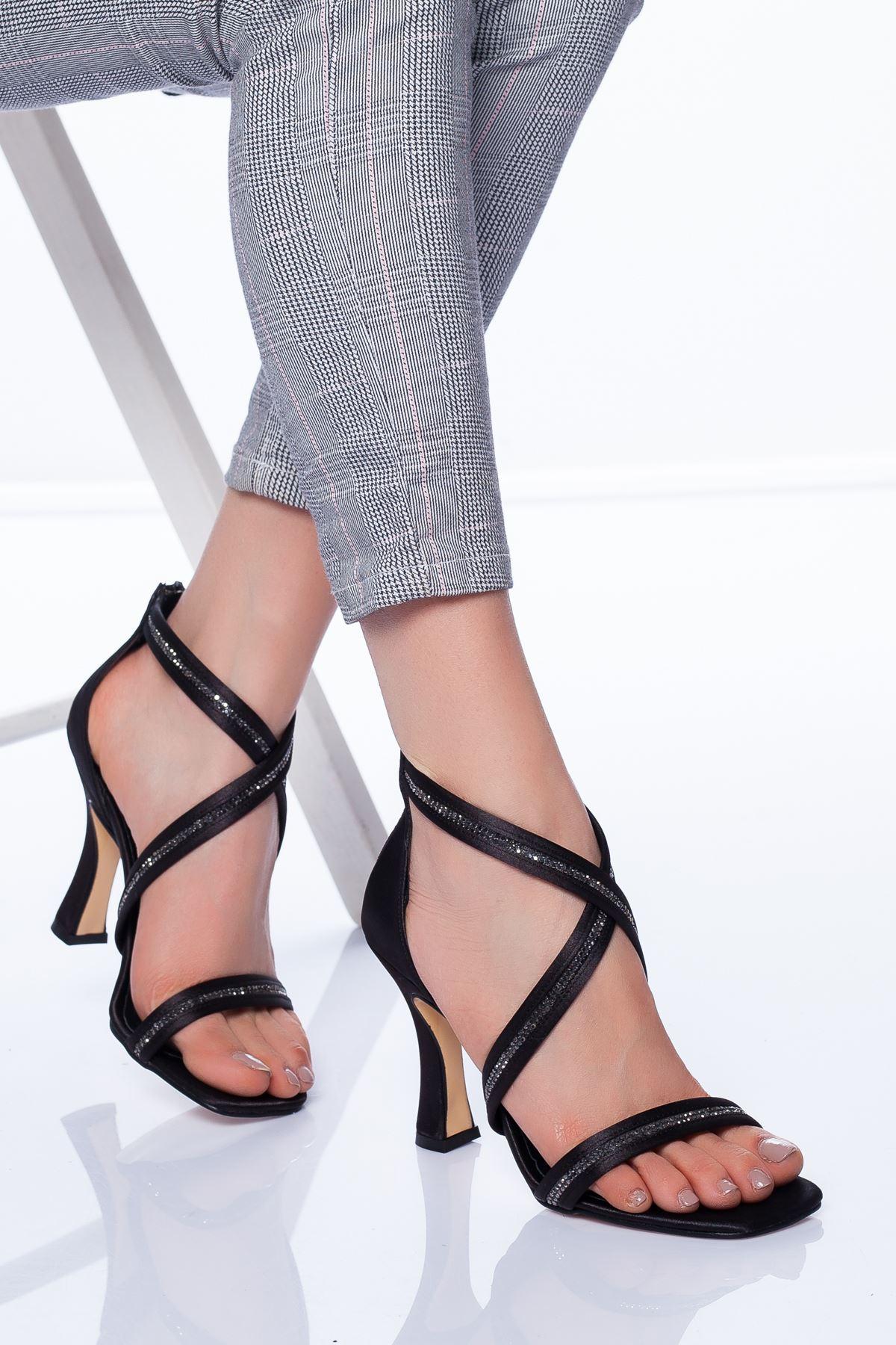 Alberta Topuklu Ayakkabı SIYAH