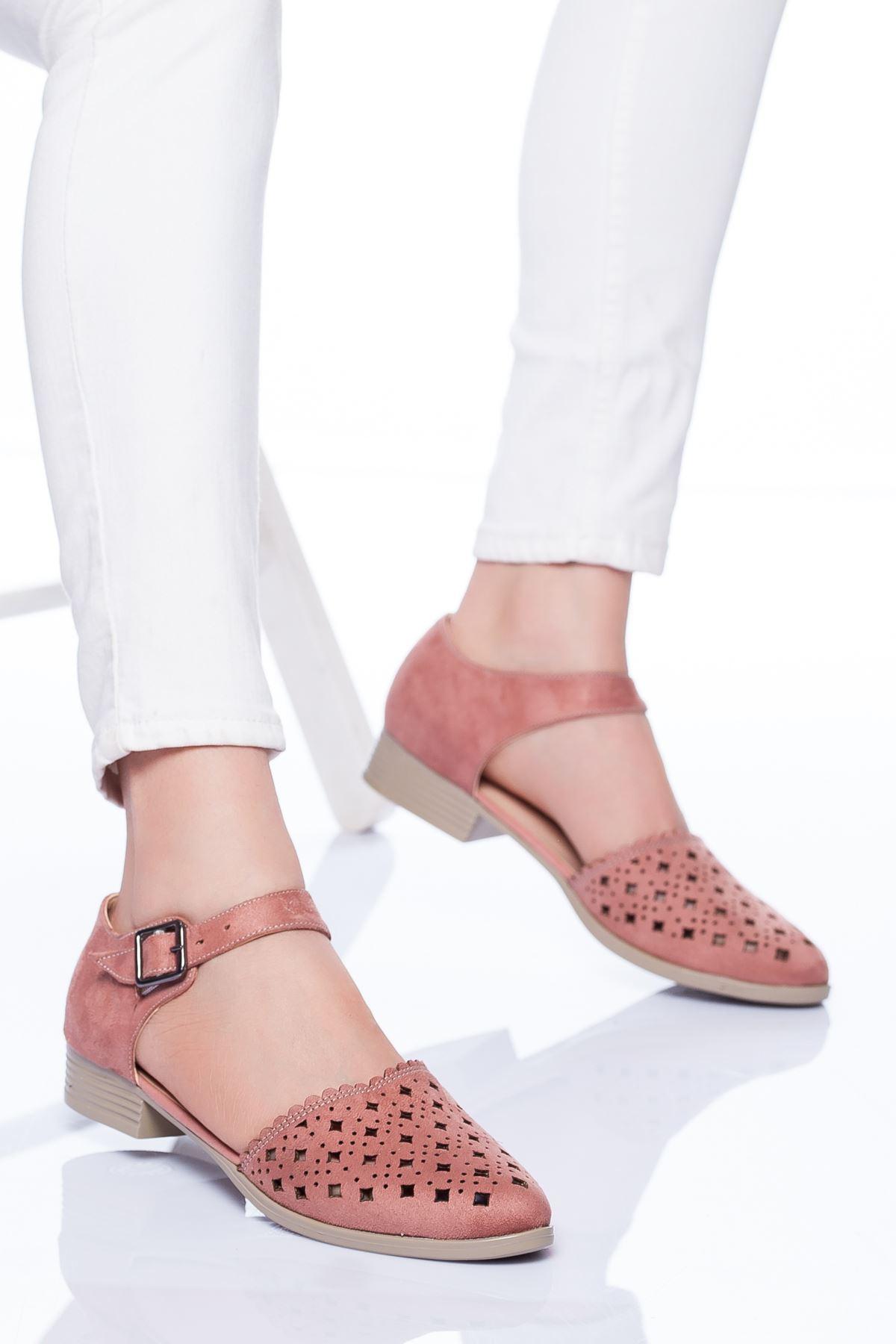 Judes Babet Ayakkabı PUDRA SÜET