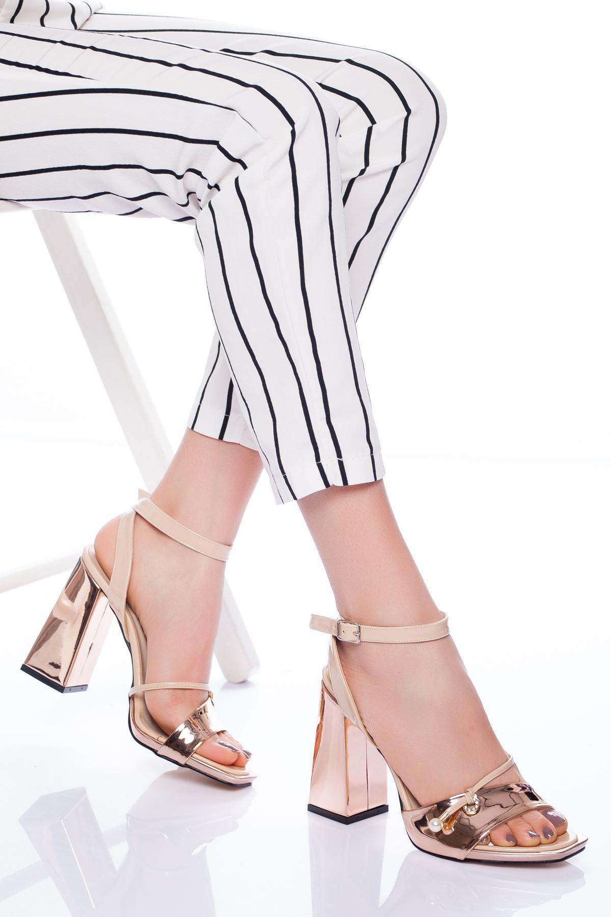 Doyle Topuklu Ayakkabı ROSE