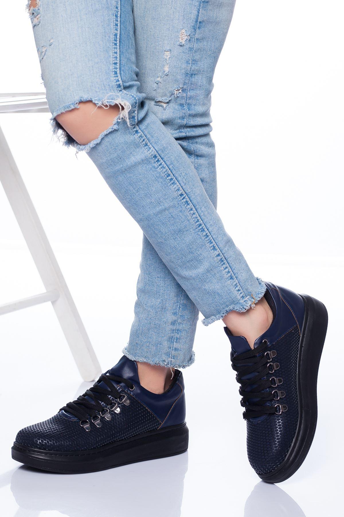 Gale Spor Ayakkabı MAVİ