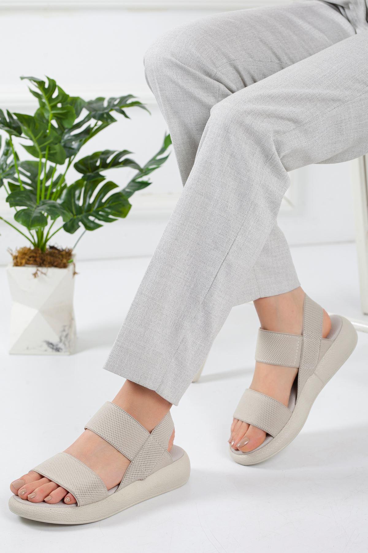 Pastel Sandalet TEN
