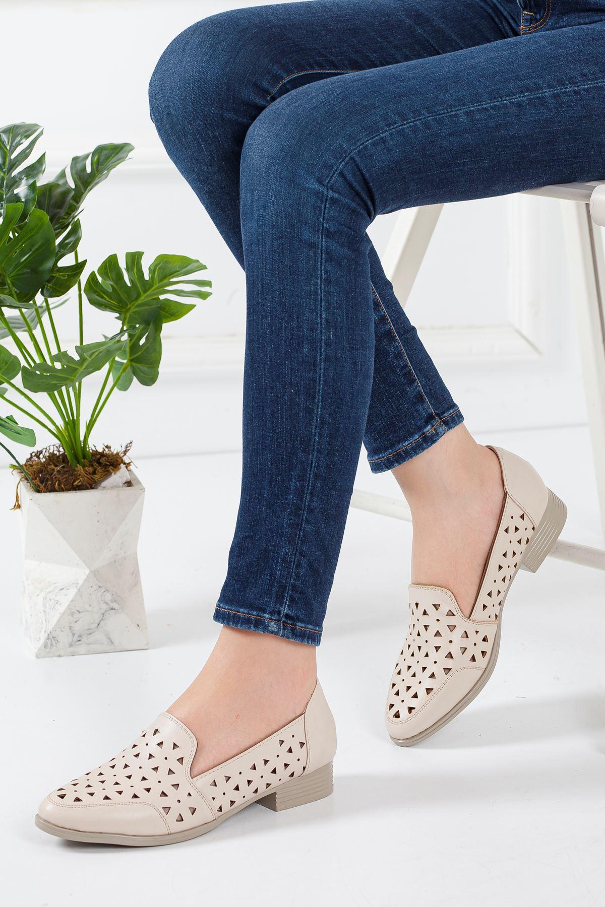 Luna Babet Ayakkabı TEN