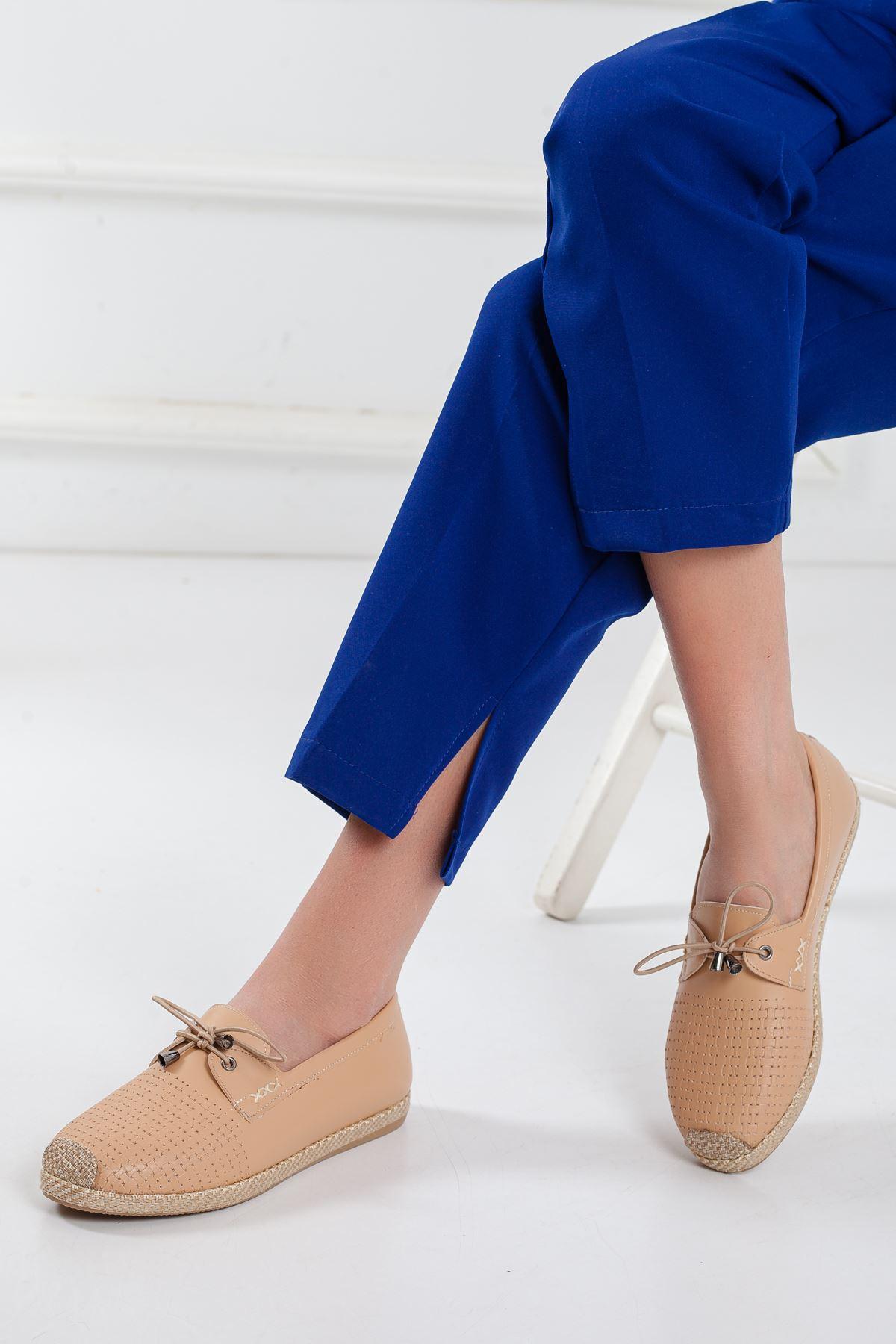 City Babet Ayakkabı NUDE